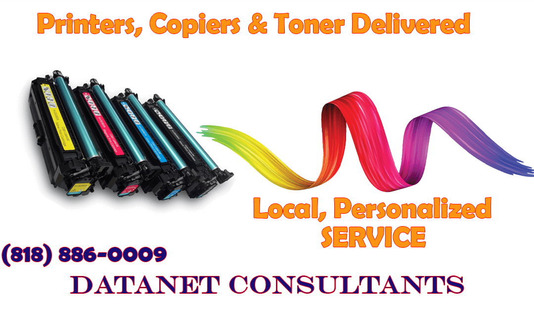 Printer, Toner, Copiers Fast & Affordable | Datanet Consultants