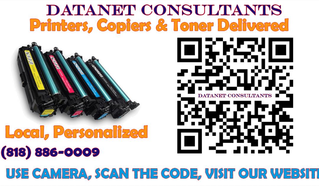 Printer, Toner, or Copier | Datanet Consultants
