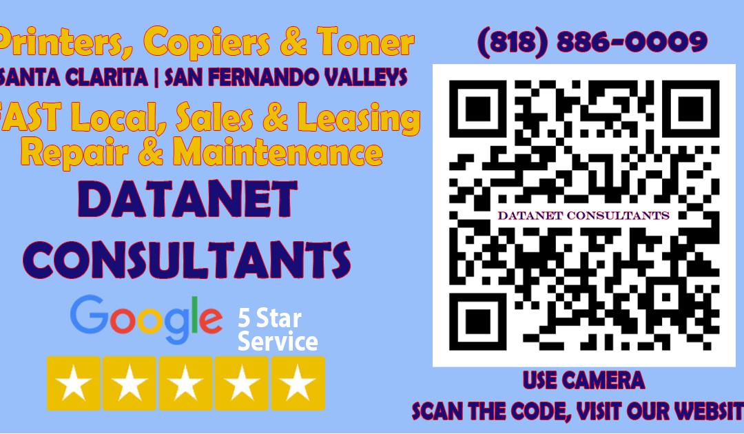 Copier Service Santa Clarita & San Fernando Valley